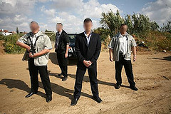 מבצעי אבטחה מסוכנים | חברת שמירה ואבטחה | חברה לביטחון